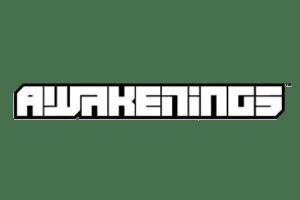 Werken bij de op- en afbouw van Awakenings